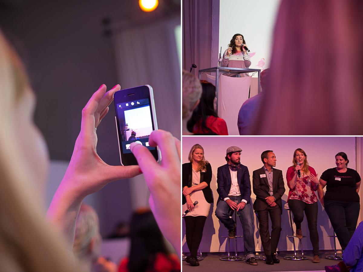 erster deutscher Hochzeitskongress  mit rhein weiss in Köln am 26.10.2014 mit Friederike Delong Fotos und Impressionen  Vorträge und Reden