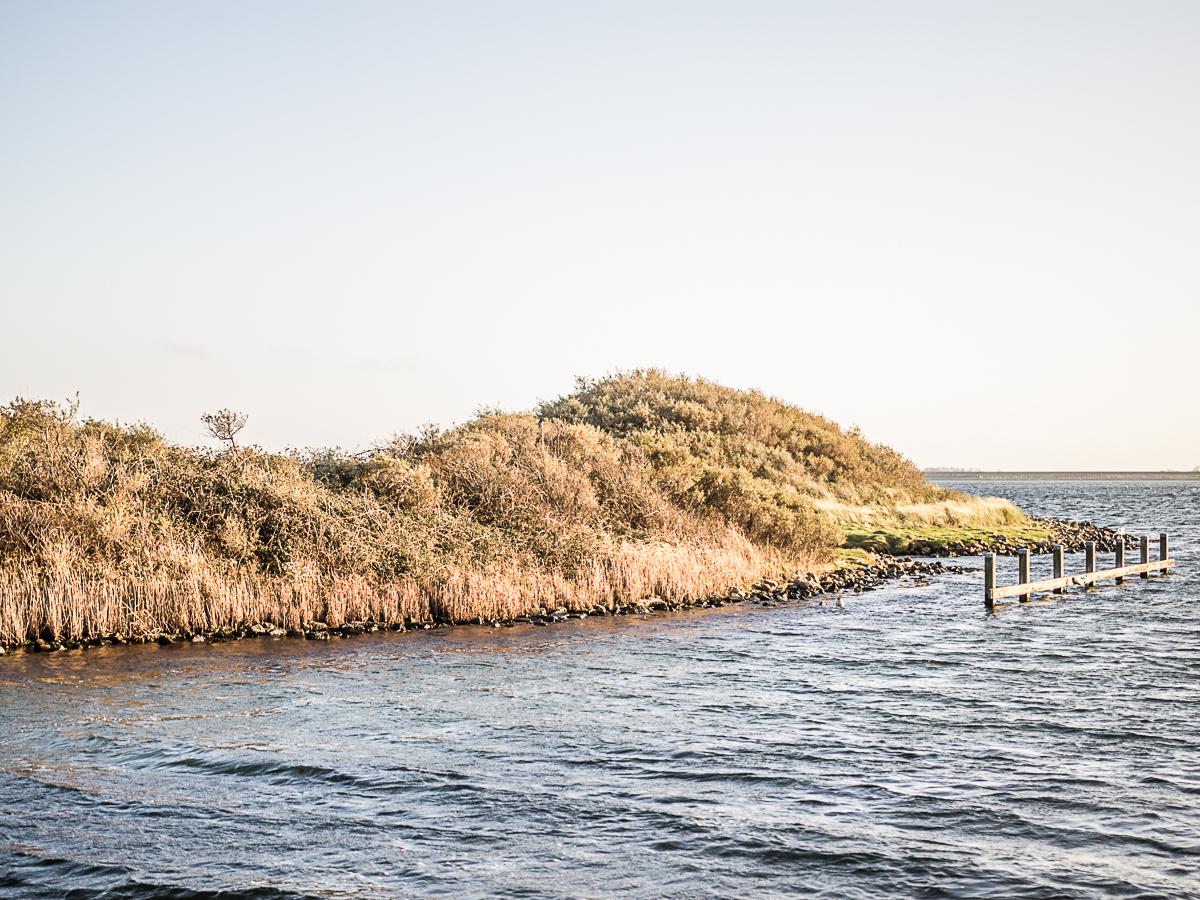 brouwersdam in den Niederlanden bei Ouddorp