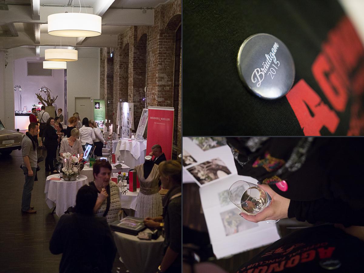 Eindrücke von der Engayged Hochzeitsmesse für gleichgeschlechtliche Paare LGBT in Frankfurt mit Friederike Delong als freie Rednerin für Hochzeiten in Rhein-Main